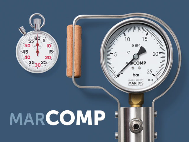 MarComp: New Combustion Chamber Tester by MARIDIS.