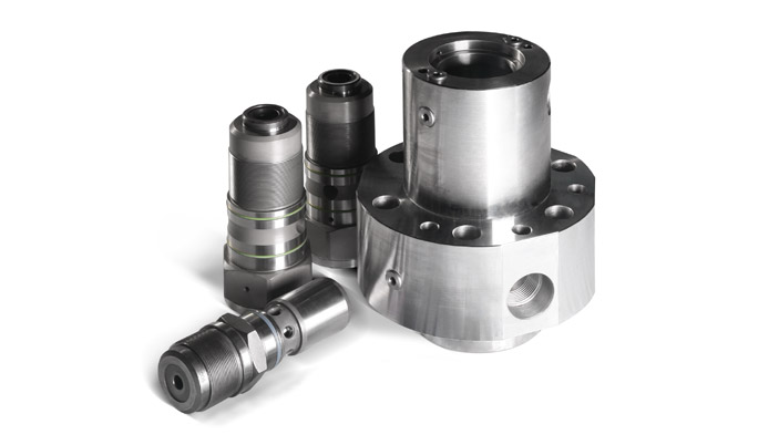 Some of our offers: Suction valve, puncture valves and top cover for injection pump, MC/MC-C type.